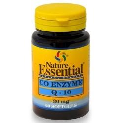 Coenzima Q10 Nature Essential, Co Enzyme Q-10, 60cps