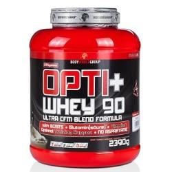 Proteine Miste BWG, Whey 90 Opti+, 2390g
