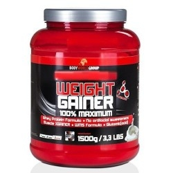 Gainers BWG, Weight Gainer, 1500g