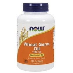 Now Foods, Wheat Germ Oil, 100 perle