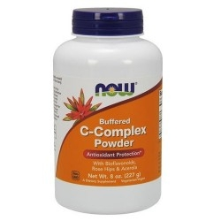 Vitamina C Now Foods, C-Complex Powder, 227 g. (Sc.10/2018)