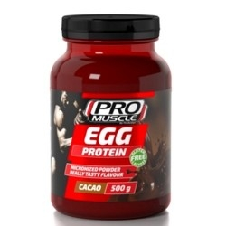 Proaction, Egg Protein, 500 g.