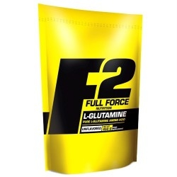 Glutammina F2 Full Force, L-Glutammina, 450 g.