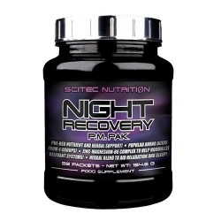 Scitec Nutrition, Night Recovery, 28 pz