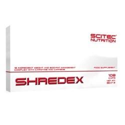 Coadiuvanti diete dimagranti Scitec Nutrition, Shredex, 108cps.