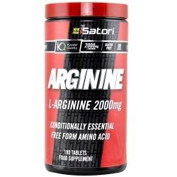 Arginina Isatori, Arginine, 180cpr