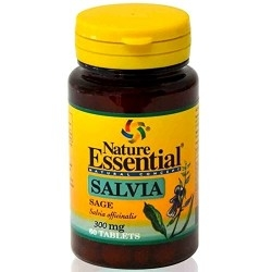 Nature Essential, Salvia, 60 cpr.