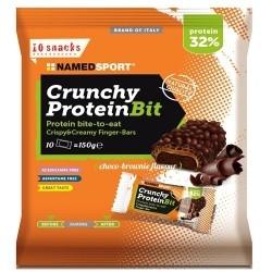 Barrette proteiche Named Sport, Crunchy Protein Bit, 10 pz.
