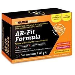Multivitaminici - Multiminerali Named Sport, AR-Fit Formula, 60 cpr.