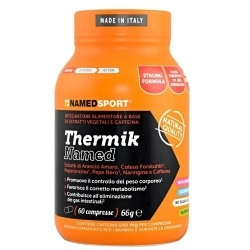 Coadiuvanti diete dimagranti Named Sport, Thermik, 60 cpr.