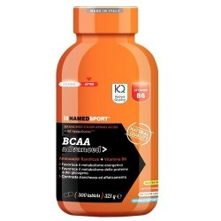 Aminoacidi Ramificati (Bcaa) Named Sport, BCAA Advanced, 300 cpr.