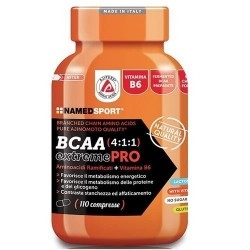 Named Sport, Bcaa 4:1:1 Extreme Pro, 110 cpr.