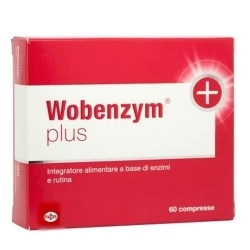 Named, Wobenzym Plus, 60 cpr.