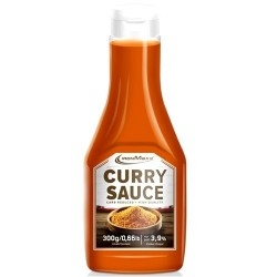 IronMaxx, Curry Sauce, 300 g.