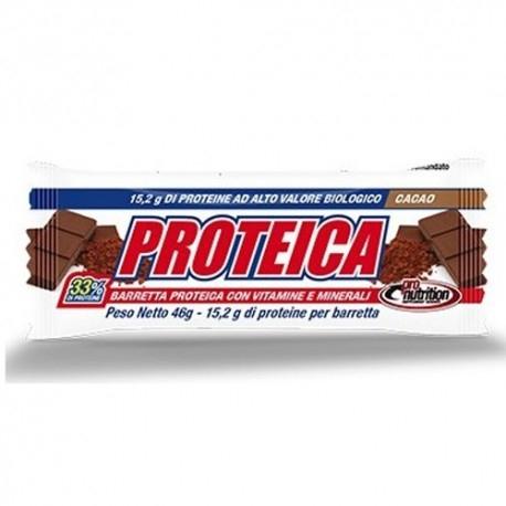 Barrette proteiche Pro Nutrition, Proteica, 46 g.