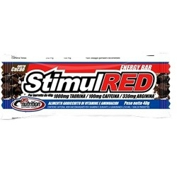 Barrette energetiche Pro Nutrition, Stimul Red, 40g.