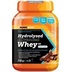 Proteine del Siero del Latte Named Sport, Hydrolysed Whey 90, 750 g.