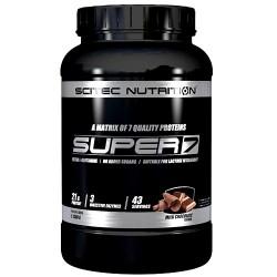 Proteine Miste Scitec Nutrition, Super 7, 1300g.