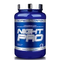 Proteine Caseine Scitec Nutrition, Night Pro, 900g.