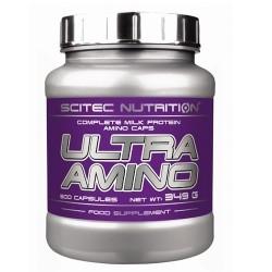 Pool di Aminoacidi Scitec Nutrition, Ultra Amino, 500 cps.