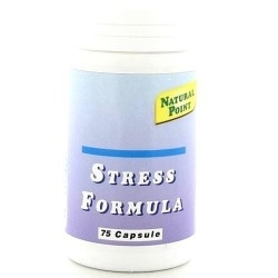 Tonici - Energizzanti Natural Point, Stress Formula, 75 cps.