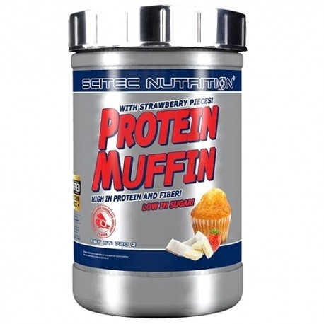 Scitec Nutrition, Protein Muffin, 720 g.