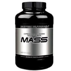 Mix Carboidrati Scitec Nutrition, Mass, 2250 g.