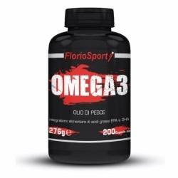 Omega 3 FlorioSport, Omega 3, 200 cps.