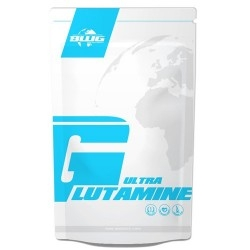Glutammina BWG, Ultra Glutammina, 1000 g.