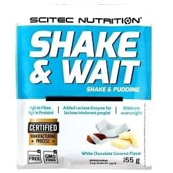Scitec Nutrition, Shake & Wait, Box 55 g.