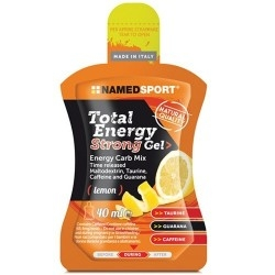 Carbogel Named Sport, Total Energy Strong Gel, 40ml