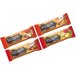 Barrette energetiche Named Sport, Total Energy Fruit Bar, 35 g.