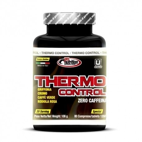 Pro Nutrition, Thermo Control, 80 cpr.