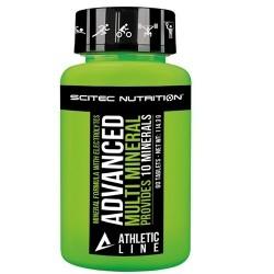 Multivitaminici - Multiminerali Scitec Nutrition, Advanced Multi Mineral, 60 cpr.