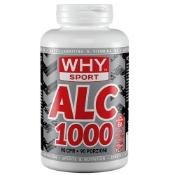 WHY Sport, ALC 1000, 90 cpr