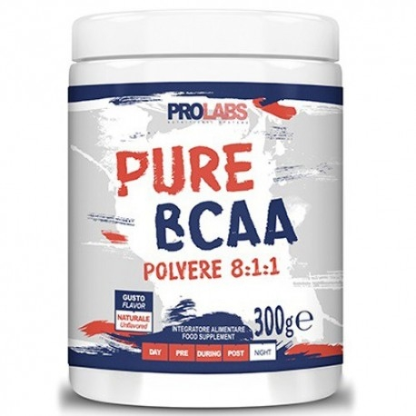 Prolabs, Pure Bcaa 8:1:1, 300 g.