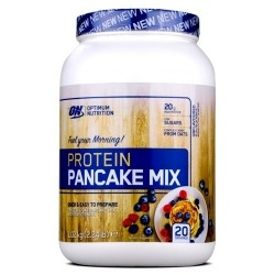 Avena Optimum Nutrition, Protein Pancake Mix, 1020 g.