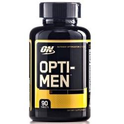 Multivitaminici - Multiminerali Optimum Nutrition, Opti-Men, 90 cpr.