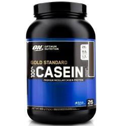 Proteine Caseine Optimum Nutrition, 100% Casein, 896 g.