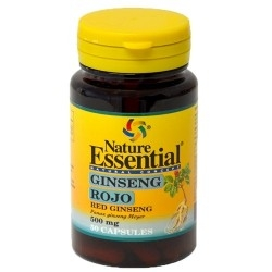Nature Essential, Ginseng rosso, 50 cps.