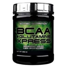 Aminoacidi Ramificati (Bcaa) Scitec Nutrition, Bcaa+Glutammina Xpress, 300g