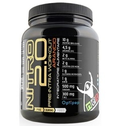 Pre Workout Net Integratori, Nitro 2.0, 600 g