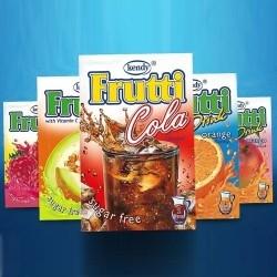 Idratazione Kendy, Frutti, 32 bustine da 8,5 g