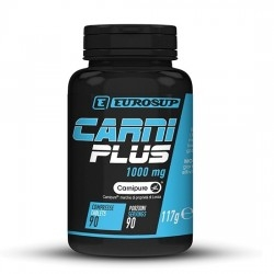 Carnitina Eurosup, Carni Plus, 90 cpr.
