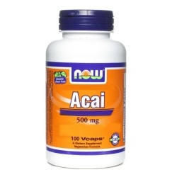 Now Foods, Acai, 100 cps.