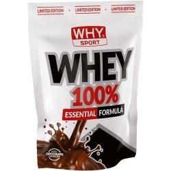Proteine del Siero del Latte WHY Sport, Whey 100% Essential Formula, 1000 g.