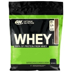 Proteine del Siero del Latte Optimum Nutrition, Whey, 2000 g