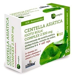 Cellulite Nature Essential, Centella Asiatica, Blister da 60 cps.