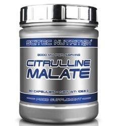 Citrullina Scitec Nutrition, Citrulline Malate, 90cps.