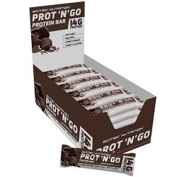 Barrette proteiche Scitec Nutrition, Prot 'N' Go, 24 pz. da 45 g